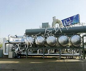 有机废气颗粒活性炭吸附氮气脱附再生设备