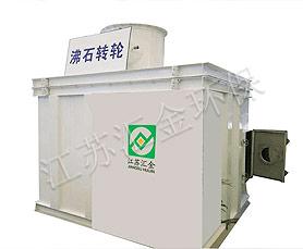 沸石转轮浓缩净化设备