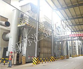 铸造废气预处理设备