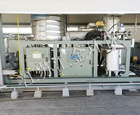 冷冻系统(有机废气)